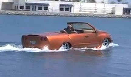 Need A Car That Is Also A Boat Video