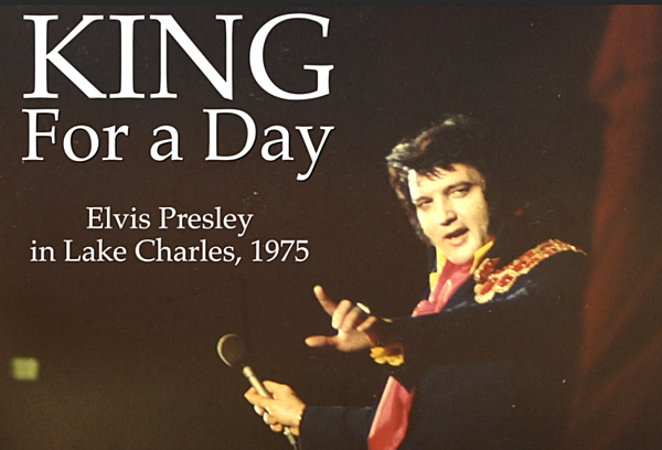 Elvis Presley's 1975 Lake Charles Concerts [VIDEOS]
