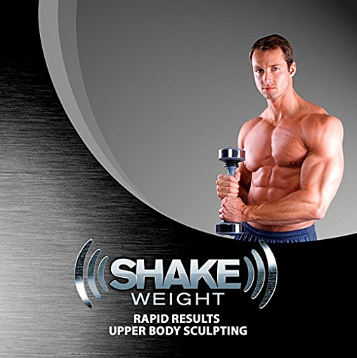 Shake Weight via Amazon