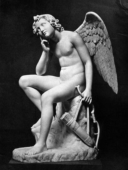 Cupid Resting