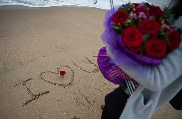 Valentine's Day In Xiamen